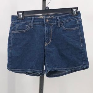 Old Navy the sweetheart jean shorts sz 6